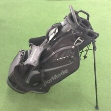 TaylorMade Tm19 Select Stand Bag - Charcoal/black