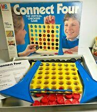Milton Bradley 1998 Connect Four Board Game 100% Complete Hasbro