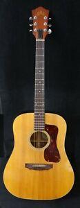 Vintage Guild D35 Acoustic Guitar.- c.1971.Great Sound & Nice Condition.