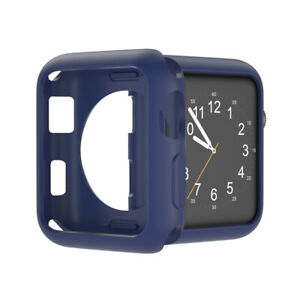 For Apple Watch Series 5/4/3/2/1 TPU iWatch Protector Case Cover 38/42/40/44mm