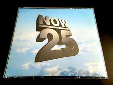 NOW 25  - THAT'S WHAT I CALL MUSIC  2 x CD   Discs  *VG/VG*