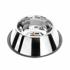 Fed 'n' Watered Stainless Steel Cocker Spaniel Bowl (25cm)