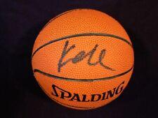 Kobe Bryant Los Angeles Lakers Autographed Mini Basketball 1996 (2)