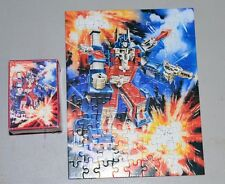 Transformers G1 Ultra Magnus 100 Piece Jigsaw Puzzle Vintage
