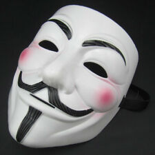 Anonymous Vendetta Guy Fawkes Gamemaster Maske Cosplay