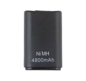 Akku Power Pack 4800mAh schwarz (neu) - Xbox 360