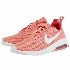 Nike Air Max Motion Low GS LT Sz 5Y Atomic Pink White Running Shoes 917654 601