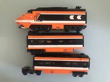 Lego Creator 10233 Train TGV Horizon Express