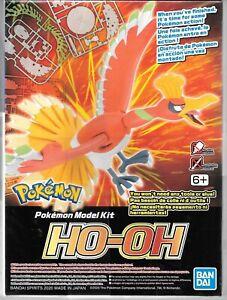 Bandai Pokemon Modèle Kit Ho-Oh Non Colle, Non Peinture, à Pression 60464 St