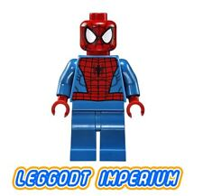 LEGO Minifigure - Spider-Man red boots - Spider Man minifig sh205 FREE POST