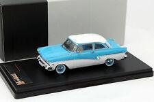 FORD TAUNUS 17M 1957 Blue/White - 1/43 - Premium-X