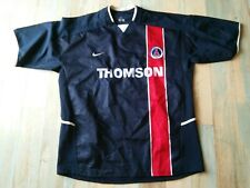MAILLOT FOOT NIKE PSG PARIS ST GERMAIN THOMSON TAILLE XL/D7 TBE