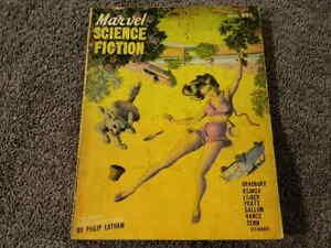 Rare 1951 STADIUM Publishing MARVEL SCIENCE FICTION Pulp Magazine (Vol. 3 #5)