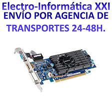 VGA NVIDIA G-FORCE 210 TC 1GB, GDDR3, PCIe, HDMI, DVI ENVIO POR AGENCIA 24-48