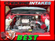 K&N+RED 92 93-95/1992 1993 1994 1995 BUICK LESABRE LE SABRE 3.8L V6 AIR INTAKE