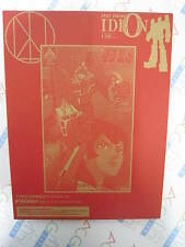 Space Runaway Ideon Promo 1/810 Anime Scale Special Model Kit Aoshima Japan