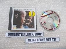 CD Jazz Sonny Stitt - & The Top Brass (9 Song) ATLANTIC JAZZ