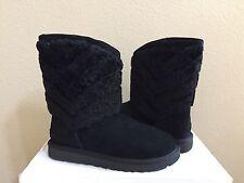 a2572fa3b3e ugg shearling cuff boots | eBay