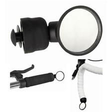 Cycle Mirror handle bar mounted small bar end fixing Micro spy