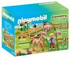 Kids Playmobil Farm Animal Play Set Pretend Toy Gift 41 Pc Pigs Rabbit New