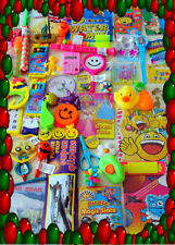 50 boys & girls party bag toys.Birthday loot fillers,Pass the parcel prizes