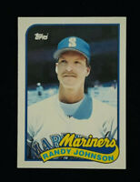 1989 Topps Traded  #57T Randy Johnson *MINT* RC-ROOKIE HOF Mariners