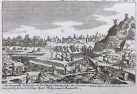 Montmartre en 1792 rare gravure Révolutions de Paris Révolution Française Verdun