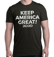 Keep America Great ! 2020 T-shirt Donald Trump Political Shirts
