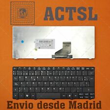 TECLADO ESPAÑOL Para ACER ASPIRE ONE AEZH9P0020 Model nº: ZH9 Version: SP NEGRO