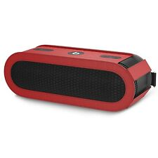Storage Carrying Case Bag red Apple Dr Dre Beats Pill Plus + Wireless Speaker