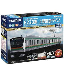 Tomix 90169 JR Series E233 (Ueno-Tokyo Line) Basic Set SD - N