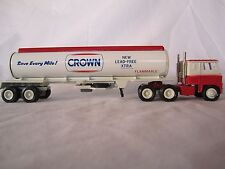 """Winross """"Crown"""" """"Save Every Mile! New Lead-free xtra"""" White 7000 Tanker"""