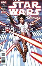 Star Wars Annual #2 MARVEL 2016