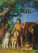 Illustrated Junior Library: The Jungle Book by Rudyard Kipling (1995, Hardcover)