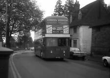 London Country cuv55c east grinstead 74 offside 6x4 Quality London Bus Photo