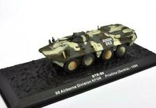 ALTAYA DIECAST 1:72- REF.NO.BX26 BTR-80 98TH AIRBORNE DIVISION RUSSIAN ARMY 1999