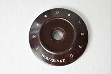 Vintage Wolverine Electro-Voice Ev Potentiometer Level Control Knob Tweeter
