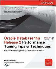 Oracle Database 11g Release 2 Performance Tuning Tips & Techniques (Oracle Press