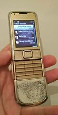 Nokia 8800 Gold Arte - 4GB - Gold (Unlocked)