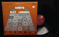 Lee Konitz/Paul Bley/Bill Connors-Pyramid-IA 37.38.45