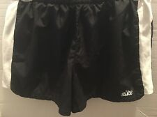Women's Size M 8-10 Nike Black Running Shorts