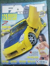 Fast car magazine July 2004 Lucy Pinder + Natasha Mealey RARE COLLECTABLE