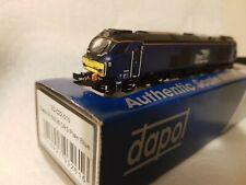 Dapol N Gauge - 2D-022-010 Class 68 68026 DRS Plain Blue