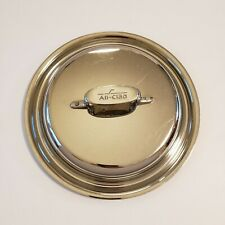 All Clad Stainless Steel semi-dome shaped lid for sauce pan/soup pot 10.75 inch