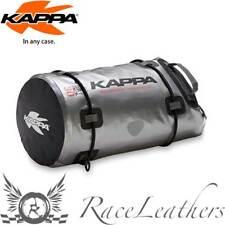 KAPPA ARGENTO Dry Set Borsa 30 Litre Impermeabile Touring BORSE PER MOTO