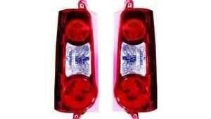 Hella, 2vp 354 755-011, Rear Light, Left, Citroen Berlingo Box B9, Peugeot