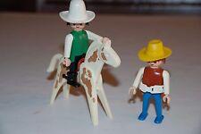 Playmobil 3304 oeste vaqueros o)