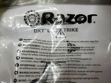 Razor Dxt Drift Trike Box Damaged See Description
