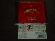 Asia Live In Москва 09-X1-90 Japan CD