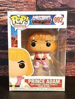 Funko Pop! Animation: Masters of The Universe - Prince Adam #992 - Brand NEW